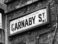 Carnaby Street was the hub of Britain's Swinging Sixties revolution - now packed with trendy shops!