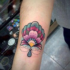 Concha para Susi, muchas gracias! Tattoo by Luan. Para más información y consultas en... | Use Instagram online! Websta is the Best Instagram Web Viewer!