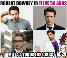 Siempre divo nunca in-divo v: Marvel 3, Marvel Funny, Marvel Universe, Avengers Memes, Marvel Memes, Triste Disney, Bad Marriage, Spanish Memes, Downey Junior