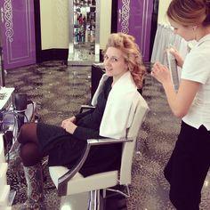 Кудри-кудри!!!  #me #beautiful #fashioblogger #fashionista #beauty #style #fun #look - @daria_kunilovskaya- #webstagram