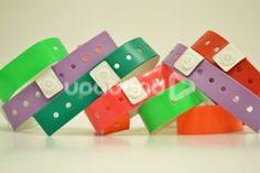 6326c982ed7b Pulseras plásticas Vinilo. Ideal para eventos. Coloridas y atractivas.  Cumpleaños de 15
