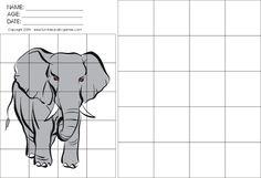 Resultado de imagen para grid method drawing