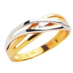 Hedbergs guld - Diamondo Ring 18k Diamant 0,035ct WSI