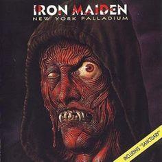 Muro do Classic Rock: Iron Maiden - Discografia.
