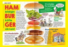 Dünyalı Dergi 18 - Dünyalı Magazine for kids on Behance