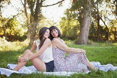 Photographe Toulouse ~ séance photo entre mère & filles