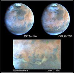 Águas da Vida: A grande mentira da nasa sobre Marte