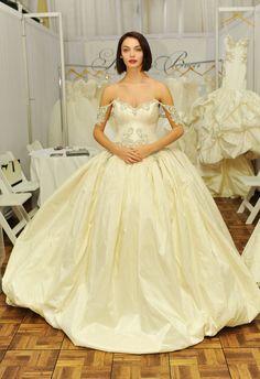 Katerina Bocci Spring 2014 Wedding Dresses