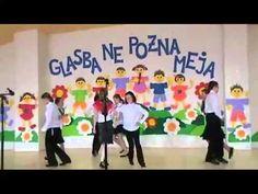 Taniec Krakowiak - Szkoła Podstawowa Nr 27 w Sosnowcu - YouTube - I love how the beginning of the video provides some history (in English!) about the Krakowiak dance from Poland