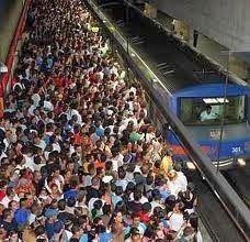 Pregopontocom Tudo: Metrô de São Paulo,aumenta o tempo de espera