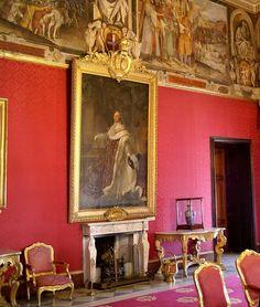 Red Salon - Presidents Palace, Malta