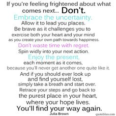 find your way <3