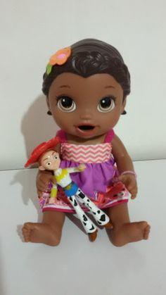 Ana Clara Dolls: Baby alive lançamento 2016