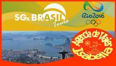 Agencia de Viajes Isabella: NOS VAMOS A LAS OLIMPIADAS ??RIO DE JANEIRO BRAZ...