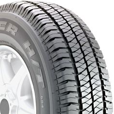 Bridgestone Dueler HT 684 II AllSeason Radial Tire  27560R20 114H * Click on the image for additional details.