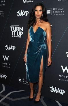 Padma Lakshmi..... - Celebrity Fashion Trends