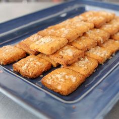 Try this Mediterranean Shortbread recipe by Chef Bojan. This recipe is from the show The Great Australian Bake Off.