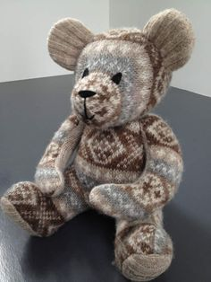 Burra Bear ' George Alexander Louise'