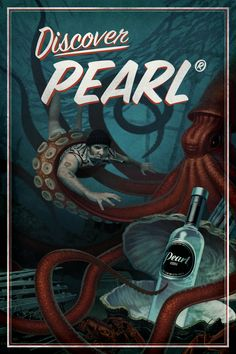 Read more: https://www.luerzersarchive.com/en/magazine/print-detail/pearl-vodka-62645.html Pearl Vodka Vintage illustrated posters for Pearl brand vodka. Tags: Rodgers Townsend, St. Louis,Patrick Faricy,Conor Barry,Pearl Vodka,Mike McCormick,Peter Rodick