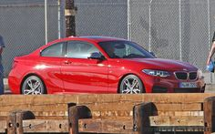 red #bmw