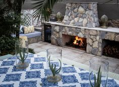 Garden landscape design and installation by The Friendly Plant landscaping Rustic Outdoor, Outdoor Fire, Outside Fire Pits, Diy Home Repair, Garden Projects, Garden Ideas, Diy Projects, Fire Pit Backyard, Garden Landscape Design