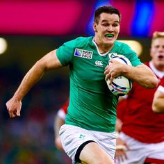 Man Of The Match Johnny Sexton helps Ireland to 50-7 win over @RugbyCanada #RWC2015 #ShoulderToShoulder pic.twitter.com/JoTTQeqX6x Chantel Jeffries, Man Of The Match, Rugby World Cup, Shoulder, Sports, Ireland, Oc, Twitter, Sweet