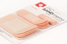 - Handy band-aid Post-Its notes - Great gift for anyone