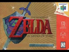 Zelda: Ocarina Of Time (Music) - Nocturne Of Shadow