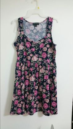 Floral print dress from Forever 21. Size xl. $20 shipped.