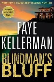 FREE+SHIPPING+!+Blindman's+Bluff:+A+Decker+&+Lazarus+Novel+by+Faye+Kellerman+(Hardcover-2009)