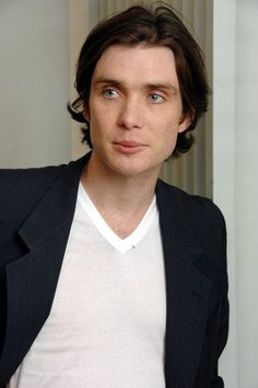 Cillian Murphy  I am so in love with him. Have been since he made his big American debut. Oh beautiful Irish cilly, *sigh*