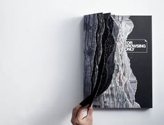 For Browsing Only is a catalogue of work from the Browsing Copy Project, in which designers take unwanted books from a range of bookstores and use them as a creative canvas, creating all manner of wonderful objects with them.