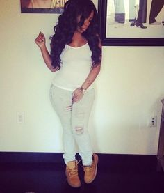 K Michelle pretty girl swag