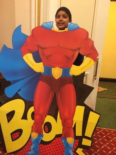 Super Hero | CatchMyParty.com