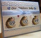 Hedgehog Card! LOVE it!