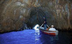 Capri - Grotta Azzurra - just gorgeous!