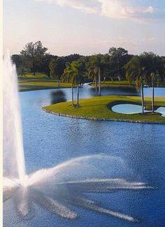 The Doral Golf Resort & Spa, Miami Florida.   Niiiiiiiiiiiiiice!