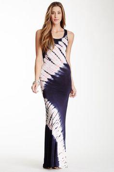 Go Couture Tie-Dye Maxi Dress on HauteLook