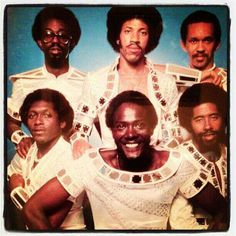"""The Man"" with the  Commodores"