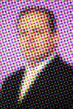 Simon Ford - I Banker 2010 103 digitally manipulated photographs Digital Print… Class Room, Pattern Art, Art Direction, Printmaking, Photography Ideas, Digital Prints, Art Drawings, Mixed Media, Fiction