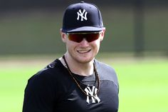 Clint Frazier to Aaron Boone: I can play center field