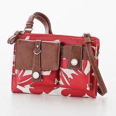 Nine & Co. Jolie Too Floral Cross-Body Handbag