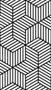 simple geometric pattern design - Google Search