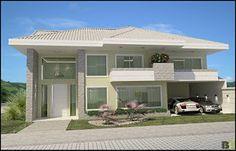 BrunO RamalhO BatistA -Arquitetura-: Residência Condomínio Del Lago @ Rio de Janeiro