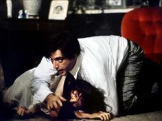 The Godfather: Part II (1974) - Al Pacino & Diane Keaton