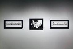 ORGANIC CONTRAST - Artworks of Usugrow オーガニック・コントラスト - 薄黒の仕事展 2015.8.21(FRI)-11.13(FRI) 11:30-21:00 at DIESEL ART GALLERY www.diesel.co.jp/... #usugrow #calligraphy #mural #illustration #DieselArtGallery #tokyo