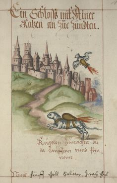 Objects of Intrigue: 16th Century Rocket Cats