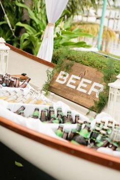 """5 Unique Wedding Bar Setups That Say, """"It's time to party!"""" - Wedding Party"""