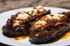 Imam Baildi=Eggplants at its best!Ιμαμ Μπαϊλντι, με τη Σμυρνεϊκη οικογενειακη συνταγη