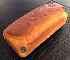 Pão de forma fofão sem glúten e sem lactose